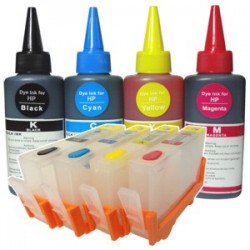 HP 364XL CMYK - Plniace cartridge s Atramenty